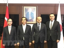 vietnam turkey urged to expand economic cooperation