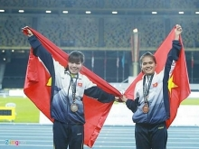 vietnam wins four gold medals in singapore athletics open