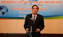 phu tho province calls for more japanese investments
