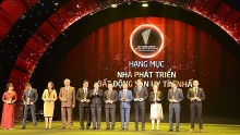 winners of vietnam property awards honored