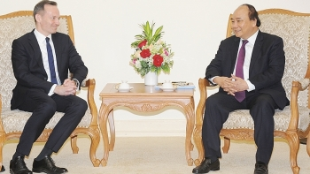 pm urges german states further investment in vietnam