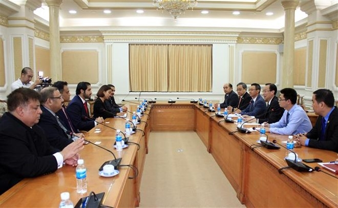 bahrain to open trade promotion office in hanoi hcm city
