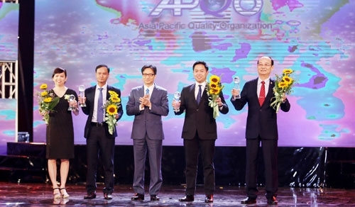 national asia pacific quality awards bestowed on 77 firms
