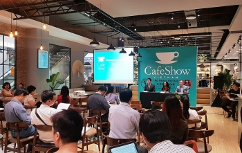 vietnam cafe show 2018 to open in hcm city