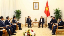 deputy pm welcomes officials from singapores ministry of home affairs