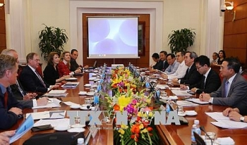 politburo member hosts international energy experts