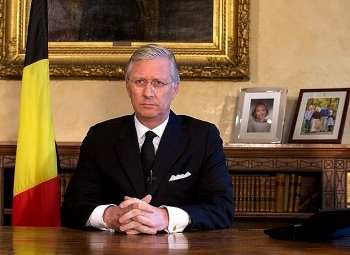belgium vietnam ties develop fruitfully says king philippe