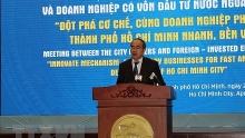 hcm city calls on fdi firms to support sustainable local development