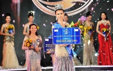 kim ngoc crowned miss sea vietnam global 2018