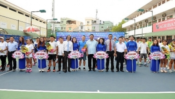 tennis vtf pro tour 200 opens in binh dinh