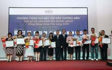 over 9500 new firms established in mekong delta in 2018