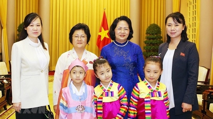vice president vietnam treasures friendship with dprk