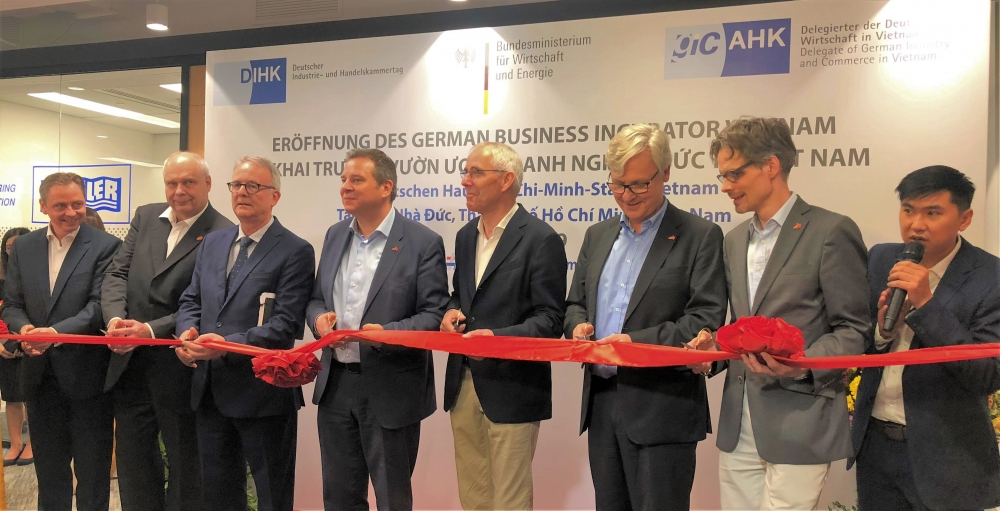 new incubator to facilitate german businesses in vietnam