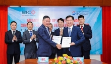 vietnamese rok firms cooperate in guarantee insurance development