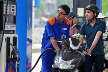 petrol prices adjusted up strongly