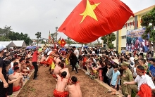 vietnams tug of war games ritual receive unescos certificate