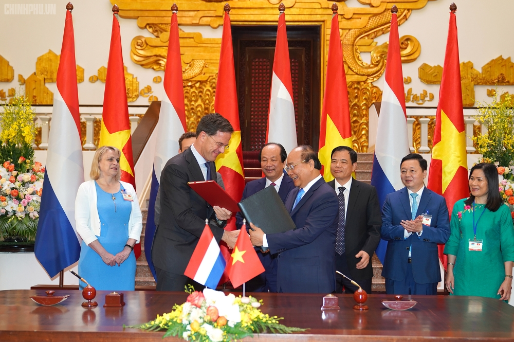 vietnam netherlands agree to enhance agricultural partnership