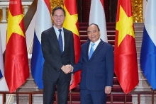 vietnam netherlands agree to lift ties to strategic partnership