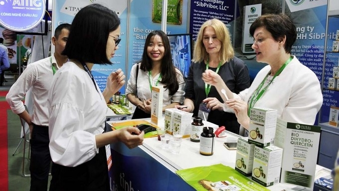 vietnam expo 2019 to gather businesses from 20 countries territories