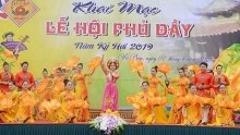 phu day festival kicks off to commemorate mother goddess