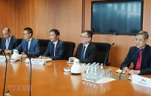 vietnam supports green energy development official