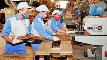 exports of wood and wood products rise 156 percent in first quarter