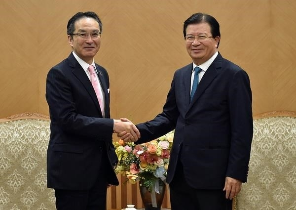 japans marubeni corp asked to boost ties with vietnamese firms
