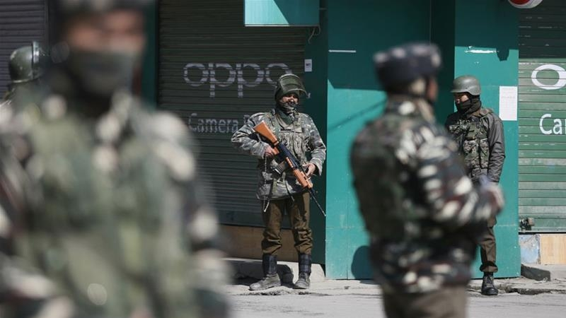 india suspends cross border trade in kashmir in new crackdown
