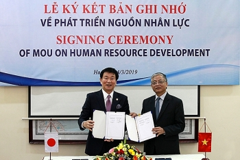 win win situation for vietnamese workers training in japan