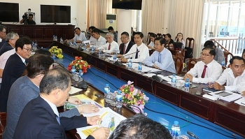 rok firms inquire into business opportunities in can tho