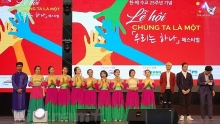 cultural festival to tighten bond between vietnamese and rok peoples
