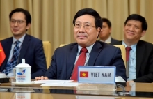 vietnam proposes measures for covid 19 fight at multilateral meeting