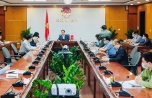 vietnamese chinese officials discuss maintaining trade