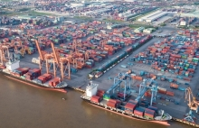 volume of cargo in four months up despite covid 19