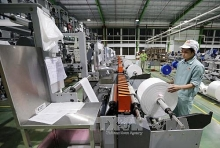 industrial production expands by 51 in four months