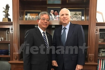 vietnam wants to boost partnership with us ambassador