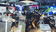 vietnam motorcycle show 2017 opens in ho chi minh city