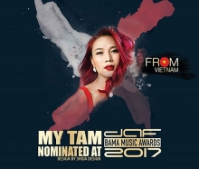 my tam listed nominee at big apple music awards 2017