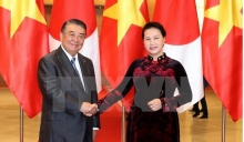 top vietnamese japanese legislators hold talks