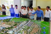 lotte chosen to build smart complex in thu thiem urban area