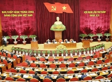 party central committee convenes 5th meeting