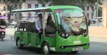 electric buses improve tourism service