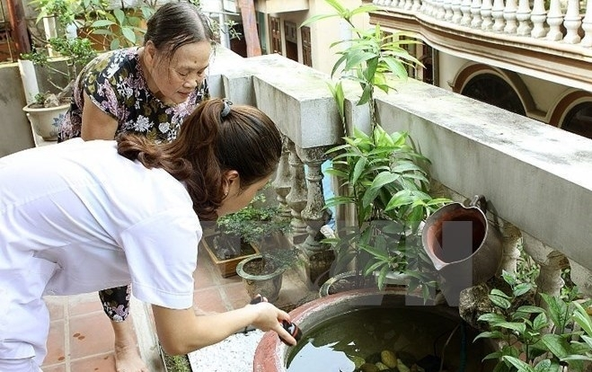 hanoi launches environmental sanitation campaign
