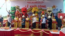 work starts on first electronic component factory in phu yen