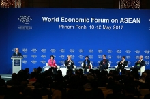multiple outcomes reaped from vietnams attendance in wef asean