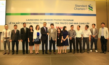 standard chartered vietnam and lotte mart vietnam join hands to support suppliers