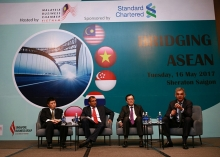 standard chartered supports investors asean expansion