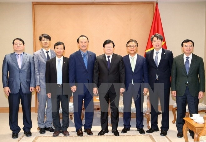 vietnam encourages korean investment in electricity projects