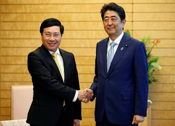 japans abe reaffirms conviction that tpp benefits asia pacific