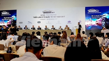 vietnam international motor show to introduce new car models